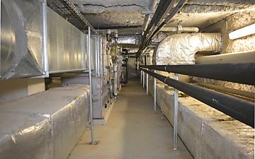 Nettoyage/Désinfection des réseaux de ventilation- Centre hospitalier