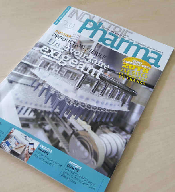 interview-industrie-pharma-magazine-mise-a-blanc-salle-blanche