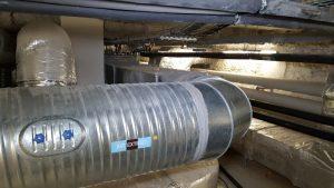 Nettoyage ventilation-centre hopitalier - HYGIATECH SERVICES