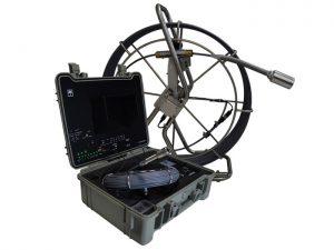 Audit vidéo réseaux climatisation/ventilation