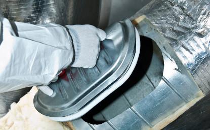 Nettoyage des réseaux de climatisation / ventilation